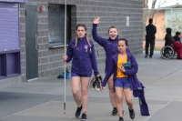 Gallery: Girls Track Highline @ Foster